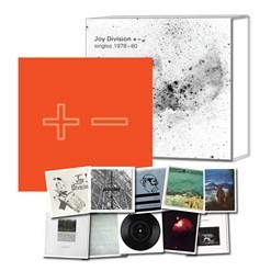 Joy Division '+-' limited-edition box set to collect 10 remastered 7-inch singles