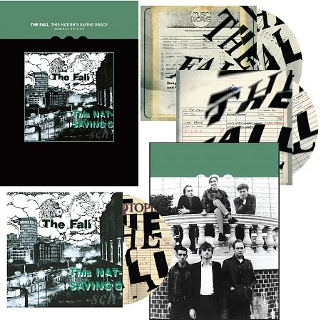 The Fall's 3CD 'This Nation's Saving Grace: Omnibus Edition' set for January release