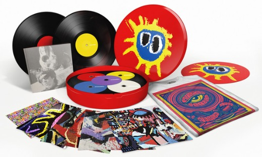 Primal Scream taps Kevin Shields to remaster 'Screamadelica' for 20th anniversary box set