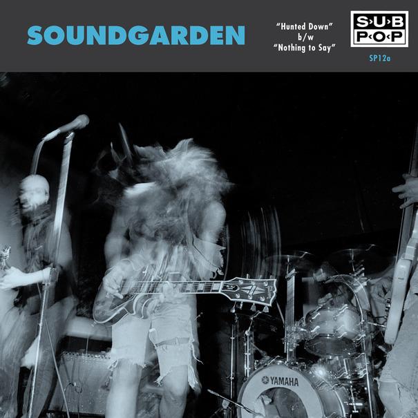 Video: Soundgarden plays 1987 debut single 'Hunted Down' for Conan O'Brien
