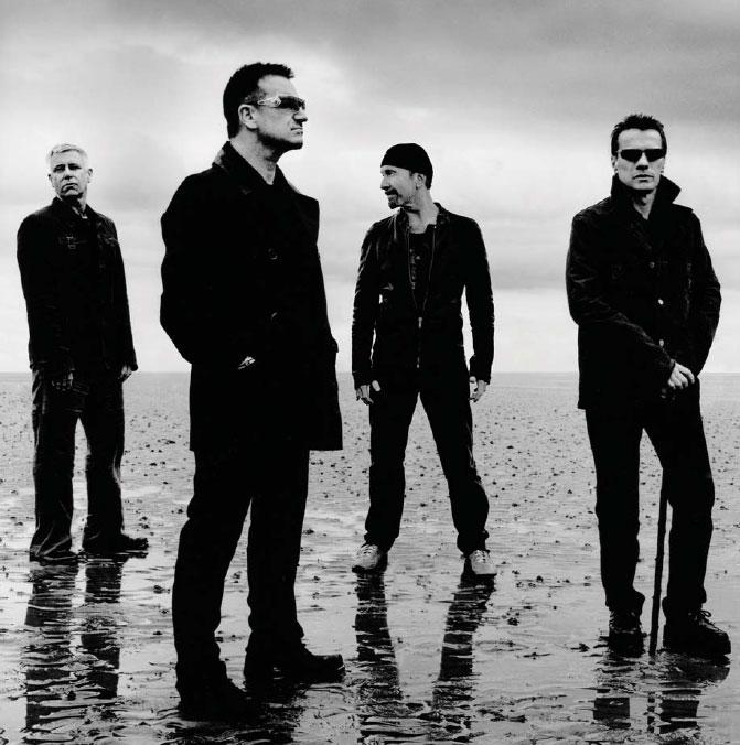 Stream: U2 & Soweto Gospel Choir, 'Amazing Grace/Where the Streets Have No Name'