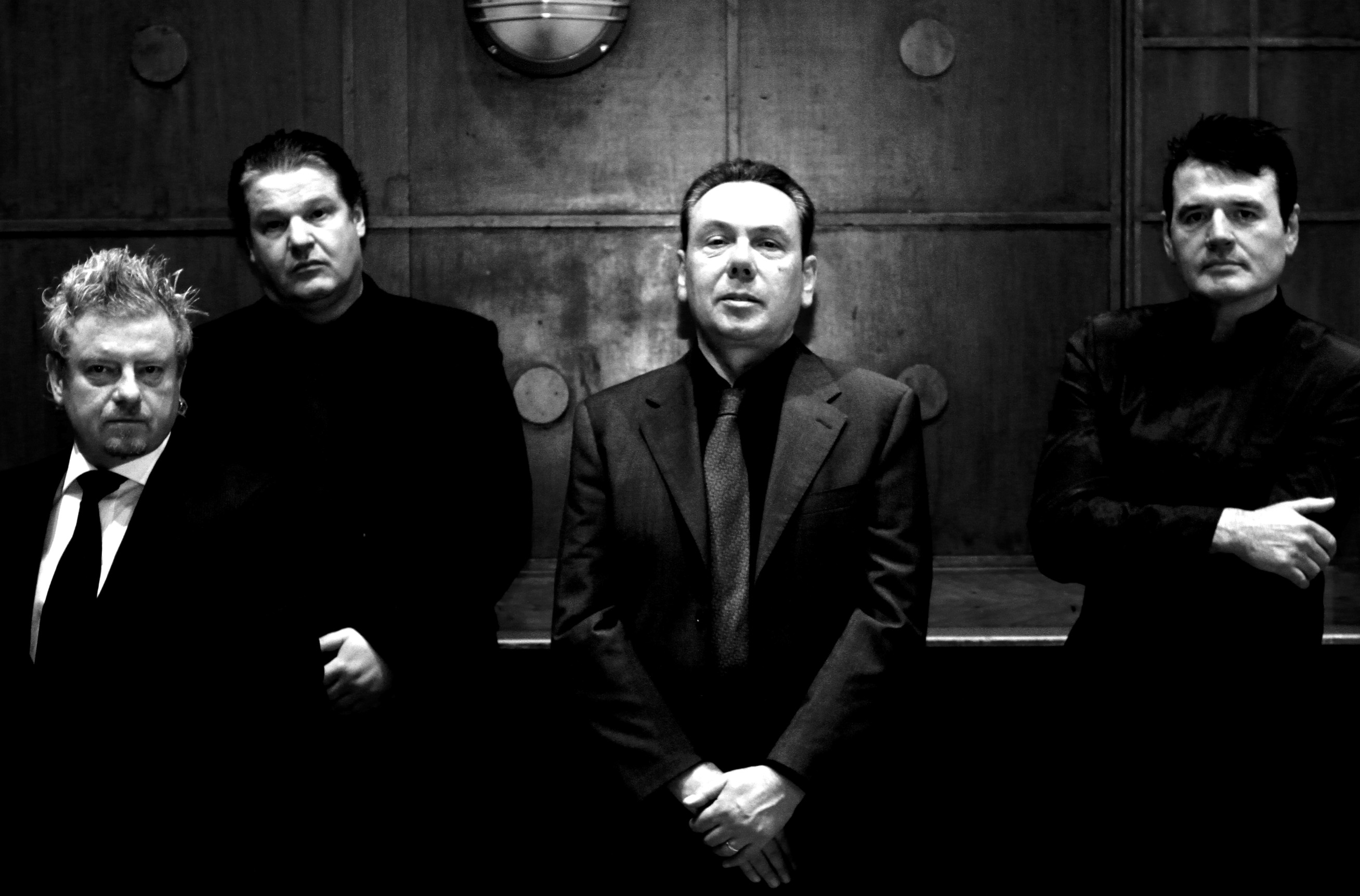 The Godfathers set first U.S. tour in 20 years, St. Valentine's Day Massacre in New York
