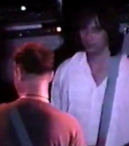 Vintage Video: Bob Mould, Peter Buck cover Neil Young's 'Cinnamon Girl' in 1990