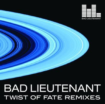 Free MP3: Bernard Sumner's Bad Lieutenant, 'Twist of Fate' (Reeder's No Fate Radio Mix)