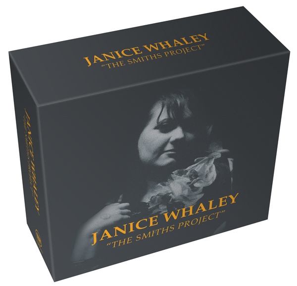 Pre-order Janice Whaley's The Smiths Project 6CD box set — vocal-only covers of 71 songs