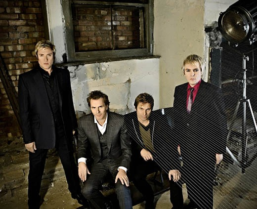 Duran Duran sets North American club dates in April, 'larger tour' due later this year
