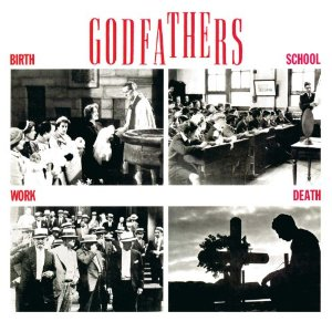 The Godfathers release new single 'Back Into the Future,' reissuing 2nd and 3rd albums