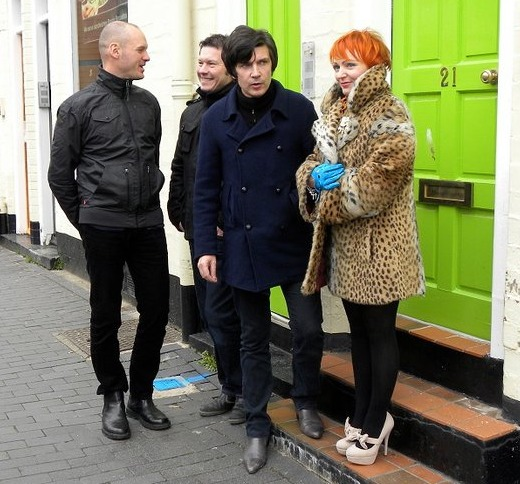 Stream: The Primitives' 'Never Kill a Secret' — band's first new music in 20 years