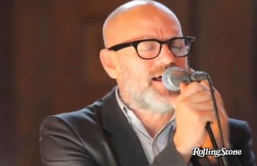Video: R.E.M., 'Discoverer'