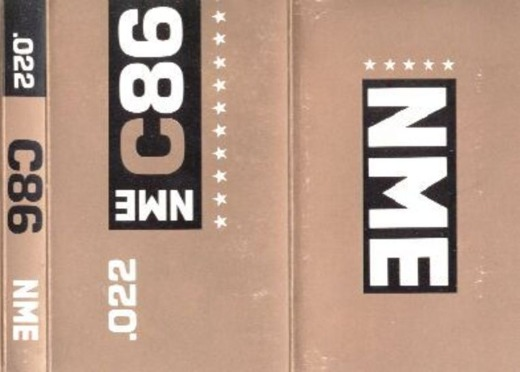 Linkage: Stream NME's C86 cassette; plus The Church, The Cure, 'Godfathers of Glam'