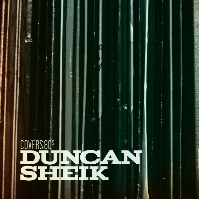 Duncan Sheik plays The Cure, Depeche Mode, New Order, The Smiths on 'Covers 80s'