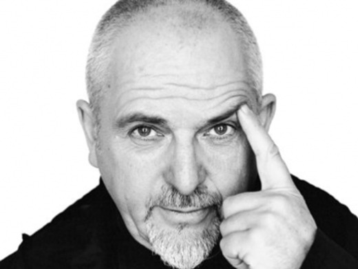 Peter Gabriel sets 12-date 'New Blood' orchestral tour of North America
