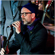 Video: Michael Stipe performs Alex Chilton hit 'The Letter' at Big Star 'Third' tribute