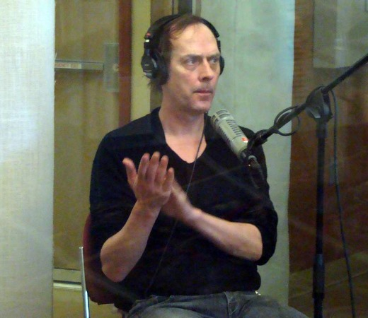 Stream: Peter Murphy's 40-minute interview, live set on Pittsburgh's 91.3 FM WYEP
