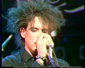 Milestones: The Cure's Robert Smith is 52 today; watch 'Top'-era TV performance