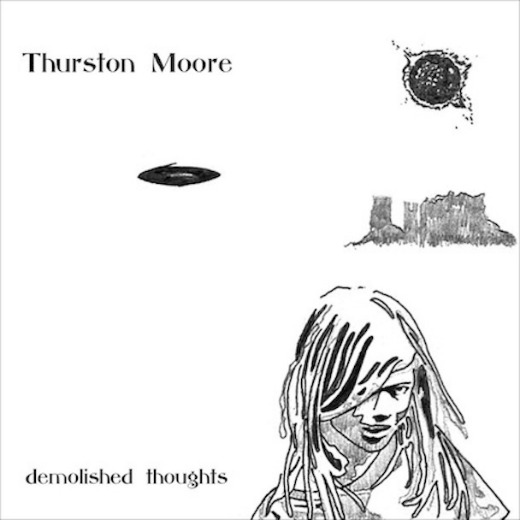 Full-album stream: Sonic Youth's Thurston Moore, 'Demolished Thoughts'