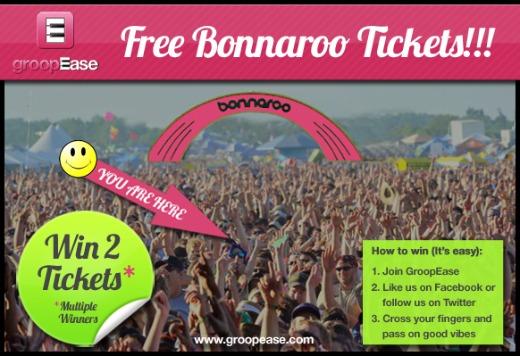 Contest: Win free Bonnaroo tickets