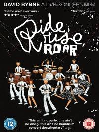 Video: David Byrne, 'I Feel My Stuff' — off upcoming 'Ride, Rise, Roar' tour DVD