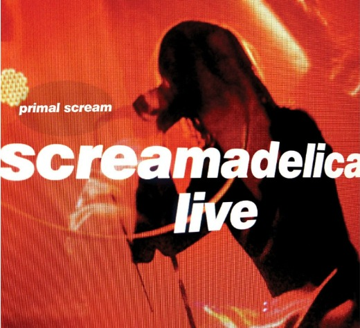 Contest: Win a copy of Primal Scream's 'Screamadelica Live' CD/DVD