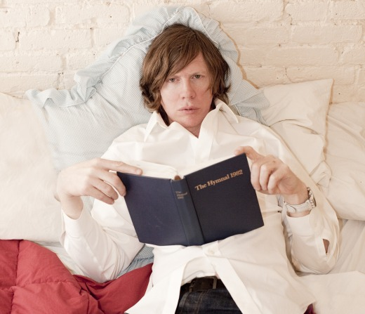 Audio/Video: Sonic Youth's Thurston Moore performs on KCRW, 89.3 The Current