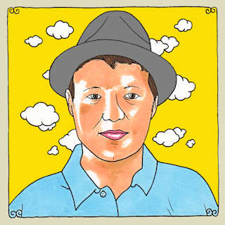 Video: Edwyn Collins, 'A Girl Like You' — recorded live for Daytrotter in Austin