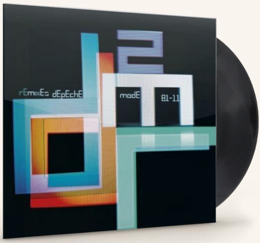 Contest: Win Depeche Mode 'Remixes 2: 81-11' 6LP deluxe vinyl, 3CD editions