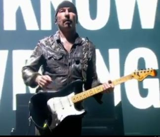 Video: Watch U2's full Glastonbury set