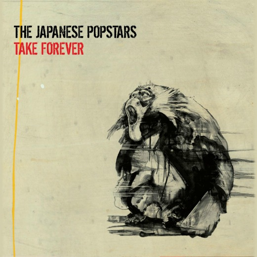 Stream: The Japanese Popstars featuring The Cure's Robert Smith, 'Take Forever'