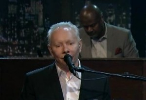 Video: Joe Jackson & The Roots play 'Steppin' Out' on 'Late Night with Jimmy Fallon'