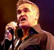 Video: Watch Morrissey's full Glastonbury set