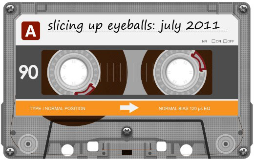 Download: Auto Reverse — Slicing Up Eyeballs Mixtape (July 2011)