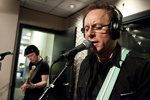 Video: Wire plays 4 songs at Seattle's KEXP
