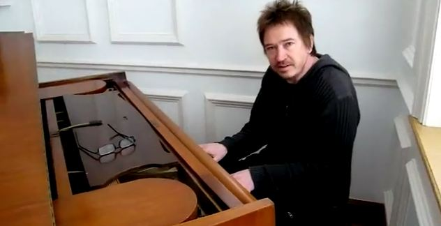 Video: Watch 'Alan Wilder: Collected' — documentary about Depeche Mode auction