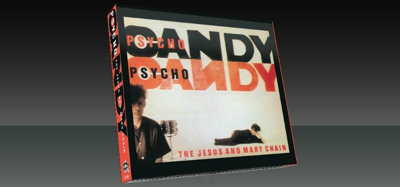 The Jesus and Mary Chain reissues: Take an interactive, 3-D tour of the 2CD/1DVD sets