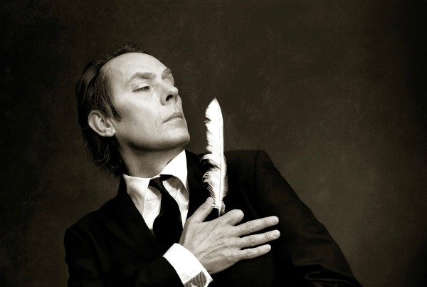 Peter Murphy rolls out 20-date tour of U.K., Europe this fall in support of 'Ninth'