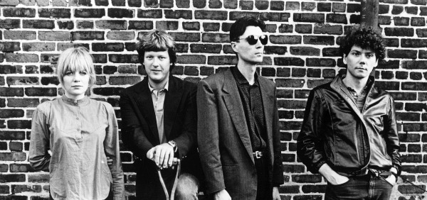Talking Heads 'Chronology' DVD to feature live performances from 1975-1983, 2002