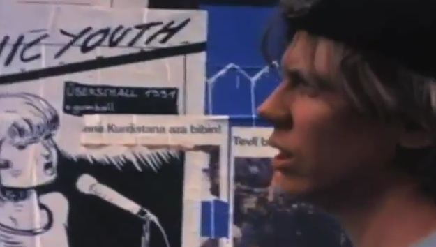 Video: '1991: The Year Punk Broke' DVD trailer, featuring Sonic Youth, Nirvana