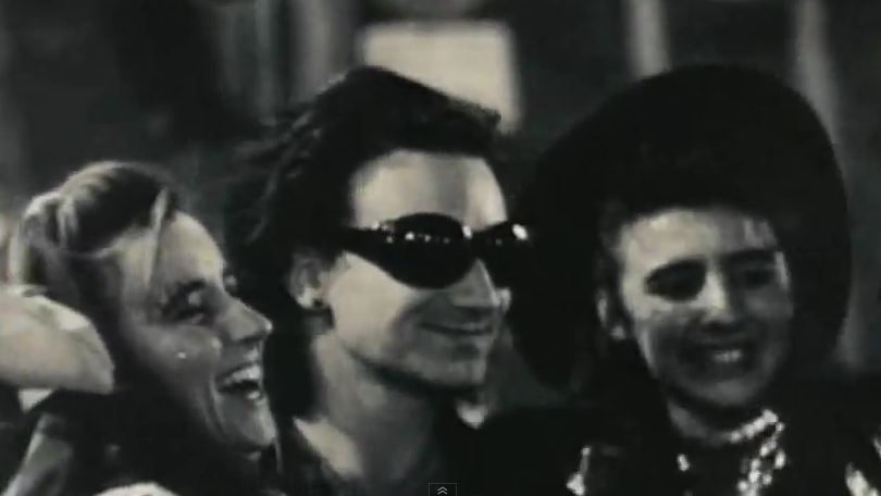 Video: Watch U2's 'From the Sky Down' — documentary about making 'Achtung Baby'