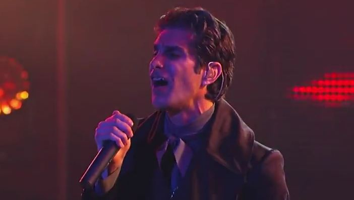 Video: Jane's Addiction plays 'Irresistible Force,' 'Stop!' on 'Jimmy Kimmel Live!'