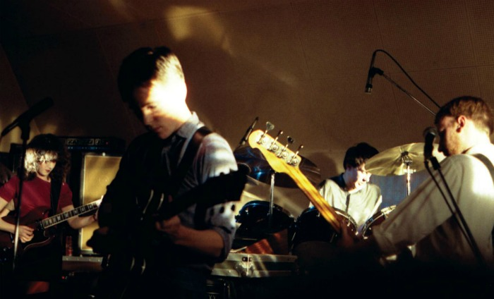 New Order's early performances chronicled in new photo book 'From Heaven to Heaven'