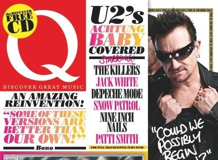 Update: Nine Inch Nails, Garbage, Depeche Mode on Q's U2 'AHK-toong BAY-bi Covered'