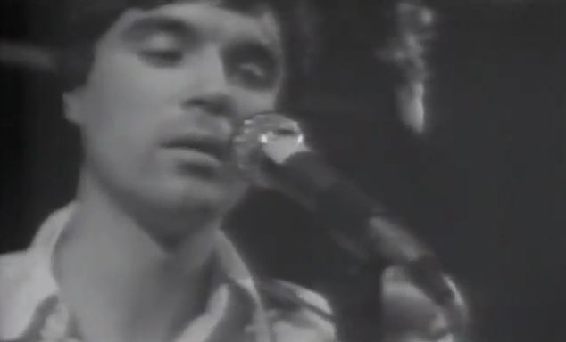 Video: Talking Heads play 'Psycho Killer' in 1975 — from upcoming 'Chronology' DVD