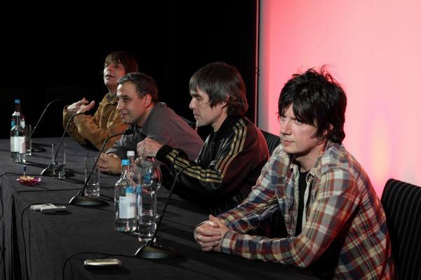 Linkage: Stone Roses, Johnny Marr, Modern English's Robbie Grey, Mission of Burma