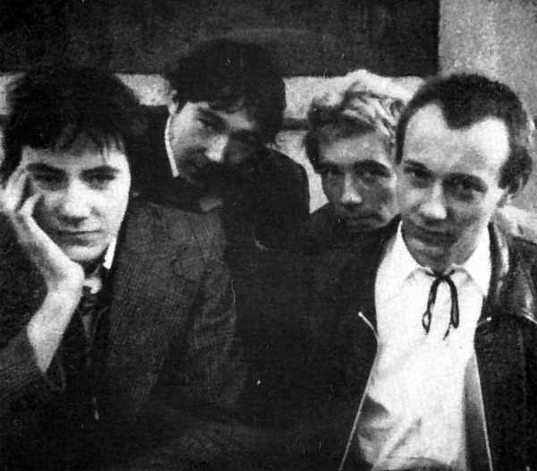 Howard Devoto to rejoin Buzzcocks for 2 'Back to Front' concerts in U.K. next May