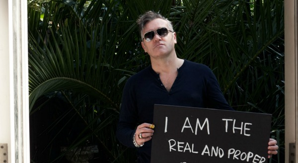 Morrissey postpones U.S. tour opener in Chicago over guitarist's visa problems