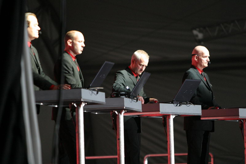 Kraftwerk joins New Order on first day of Miami's Ultra Music Festival in March