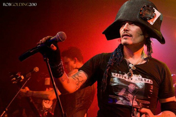 Adam Ant rolls out U.S. tour in February — first American trek in 16 years