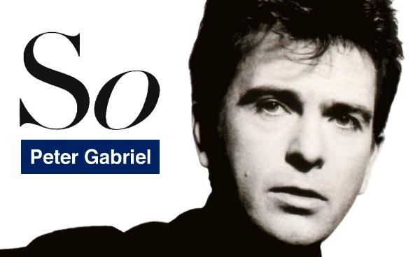 Peter Gabriel seeking fan input, re-editing 'PoV' concert film for 'So' reissue in 2012
