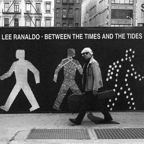 Free MP3: Lee Ranaldo, 'Off the Wall' — first track from 'Between the Tides and the Times'