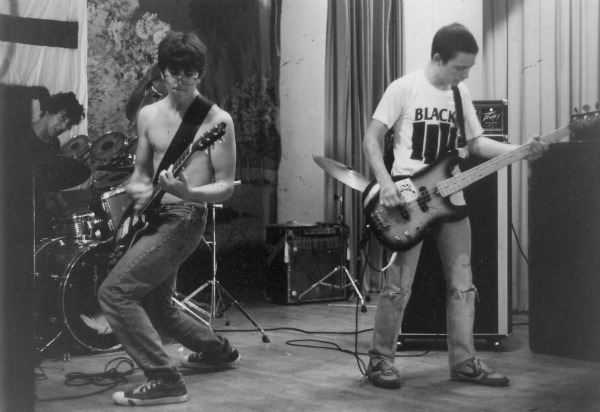Stream: 'Lost' Deep Wound practice tape from 1983 — featuring J Mascis, Lou Barlow